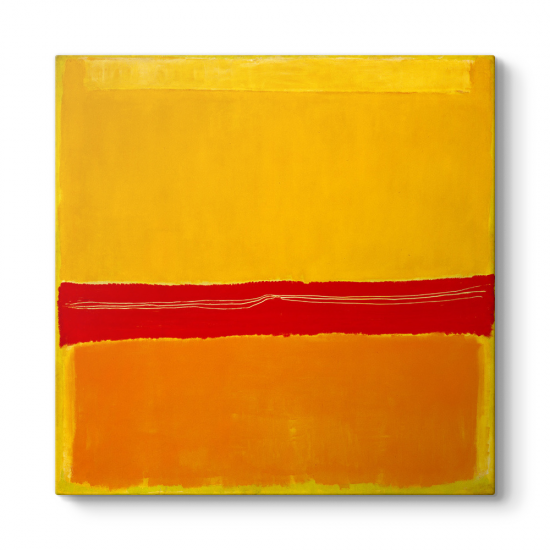 Mark Rothko - No.5/No.22 Tablosu