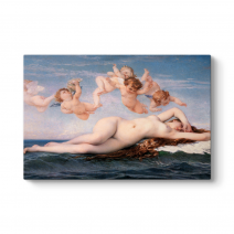 Alexandre Cabanel - Birth of Venus Tablosu