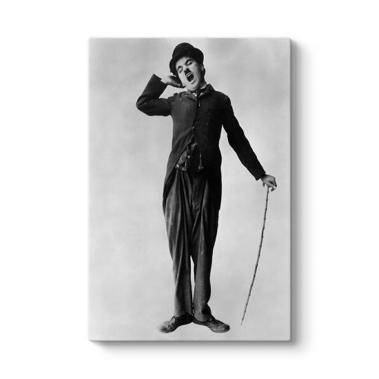 Charlie Chaplin Dikey Tablo