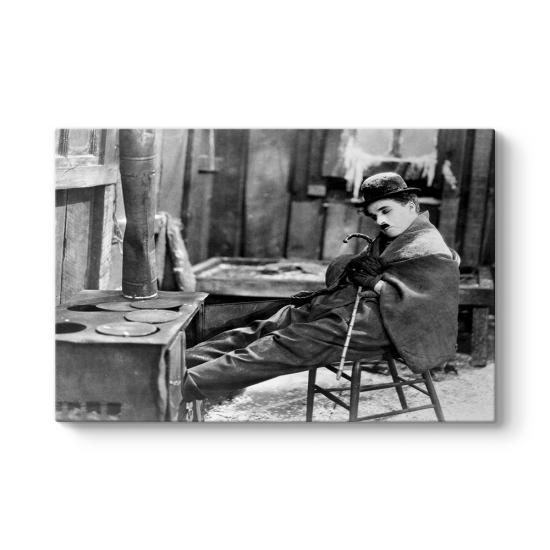 Charlie Chaplin ve Soba Tablosu