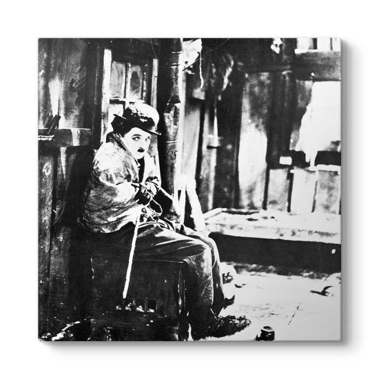 Charlie Chaplin Tablosu