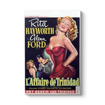 Rita Hayworth Tablosu