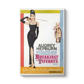 Audrey Hepburn - Breakfast Tablosu