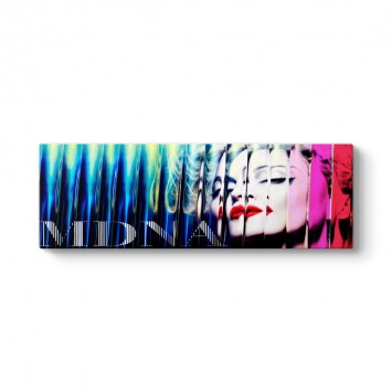Madonna Panorama Tablo