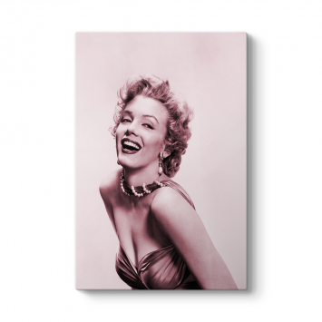 Marilyn Monroe Kanvas Tablo