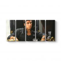 Al Pacino - Scarface Tablosu
