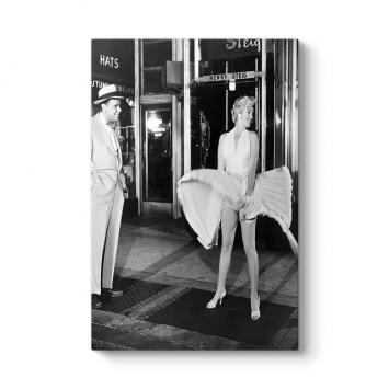 Marilyn Monroe ve Etek Tablosu