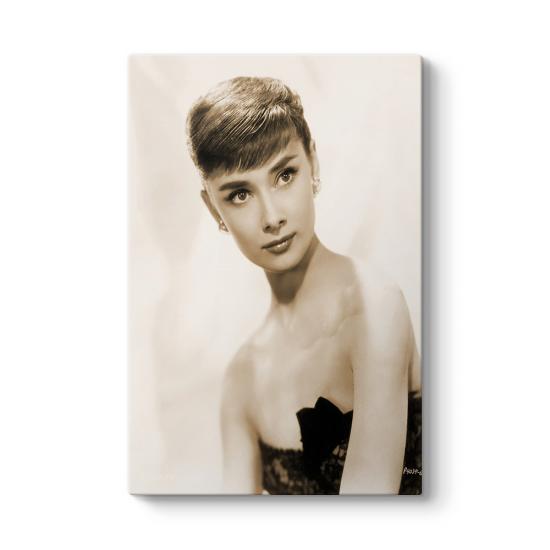 Audrey Hepburn Tablosu