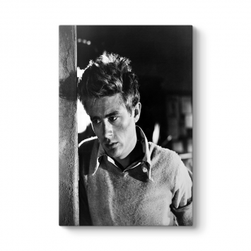 James Dean Kanvas Tablo