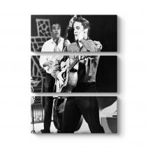 Elvis Presley Canvas Tablo