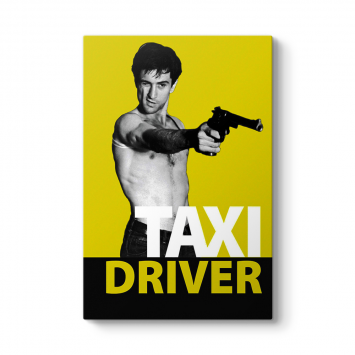 Robert de Niro - Taxi Driver Tablosu