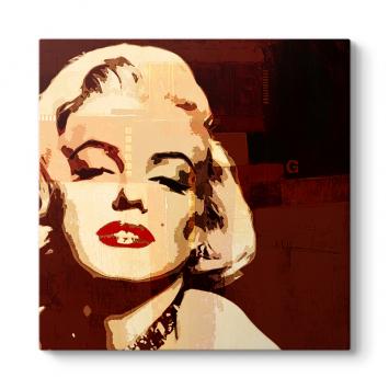 Marilyn Monroe Art Tablosu