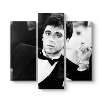 Al Pacino Kanvas Tablo