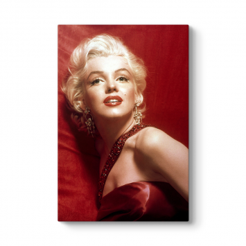 Marilyn Monroe Canvas Tablo