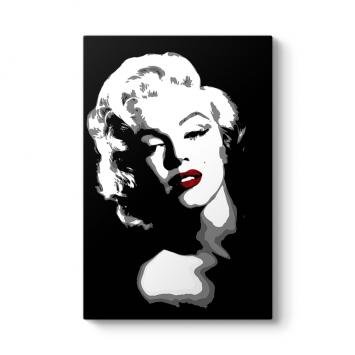 Marilyn Monroe Vintage Tablosu