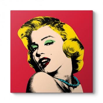 Marilyn Monroe Popy Tablosu