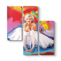 Angel Marilyn Tablosu