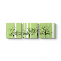 Beş Ağaç Panorama Tablosu
