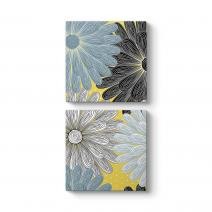 Çiçekler Pattern Tablosu