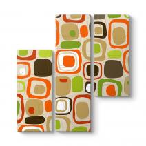 Colored Squares I Tablosu