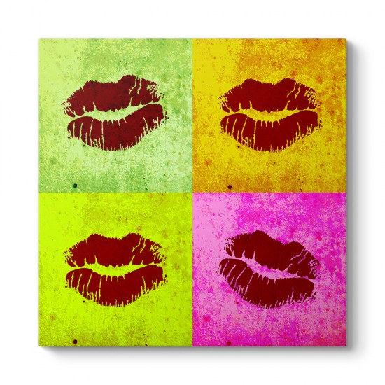 4 Öpücük Tablosu