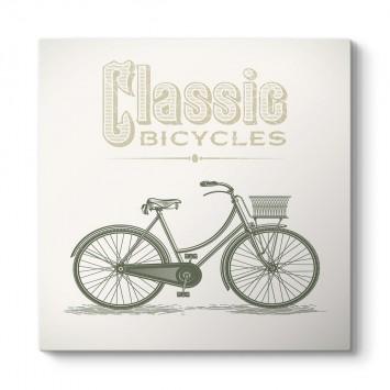 Klasik Bisiklet Tablosu