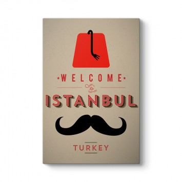Welcome To İstanbul Tablosu