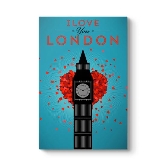I Love You London Tablosu