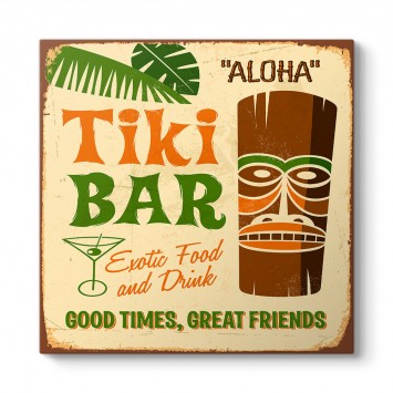 Tiki Bar Tablosu