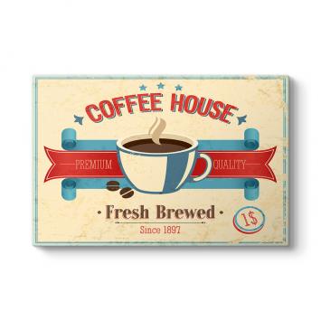 Kahve Evi Tablosu