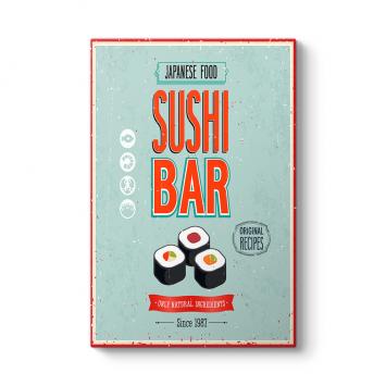 Sushi Bar Tablosu