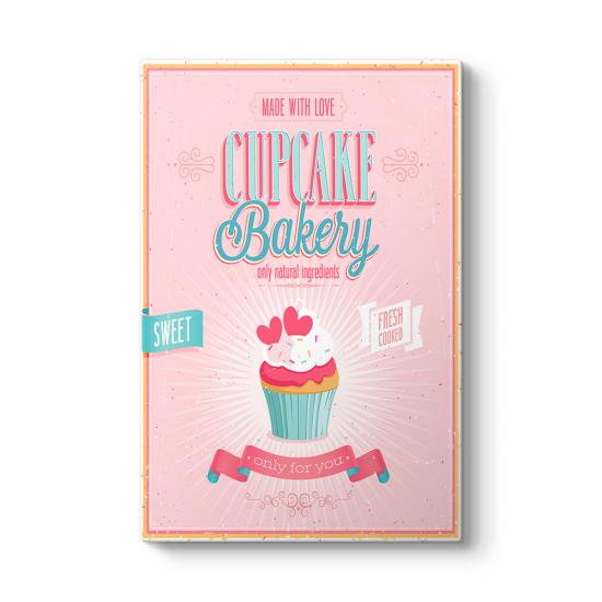 Cupcake Bakery Tablosu