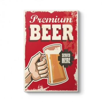 Premium Beer Tablosu