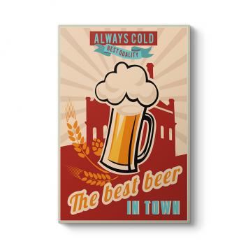 The Best Beer Tablosu