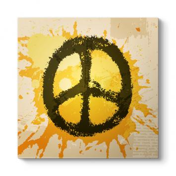 Barış İşareti Tablosu