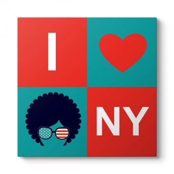 New York'u Seviyorum Tablosu