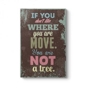 Not a Tree Tablosu