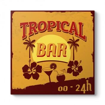 Tropical Bar Tablosu