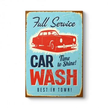 Car Wash Tablosu