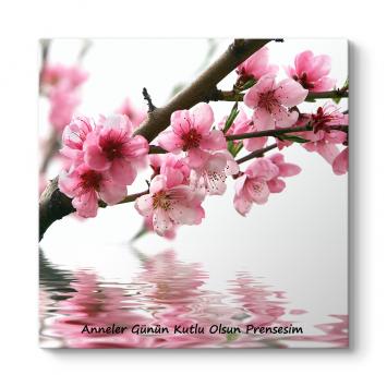 Anneler Günü Çiçek Tablosu