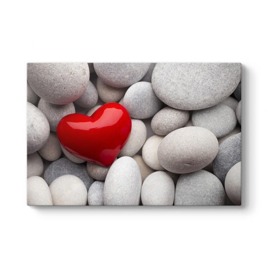 Kırmızı Kalp Tablosu
