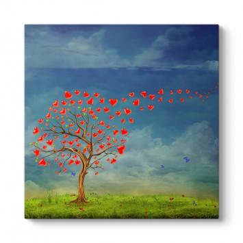 Mutluluk Ağacı Tablosu