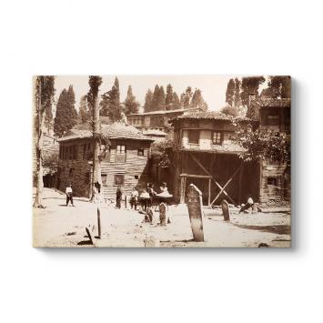 1890 Yıllarında İstanbul Tablosu