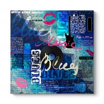 Blues Music Tablosu