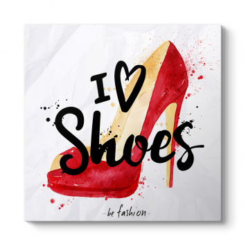 Love Shoes Tablosu