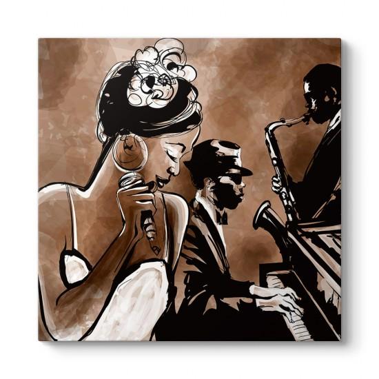 Küba Latin Jazz Tablosu