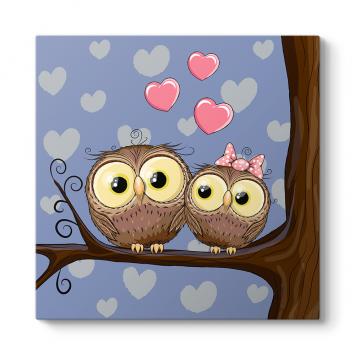 Aşık Baykuşlar Tablosu