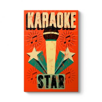 Karaoke Yıldızı Tablo
