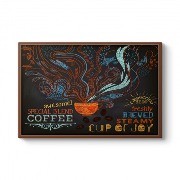 Cafe Tasarım Tablosu