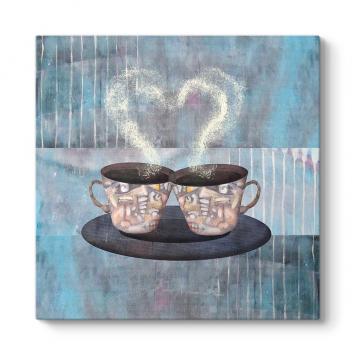 Kahve Fincanları Tablosu